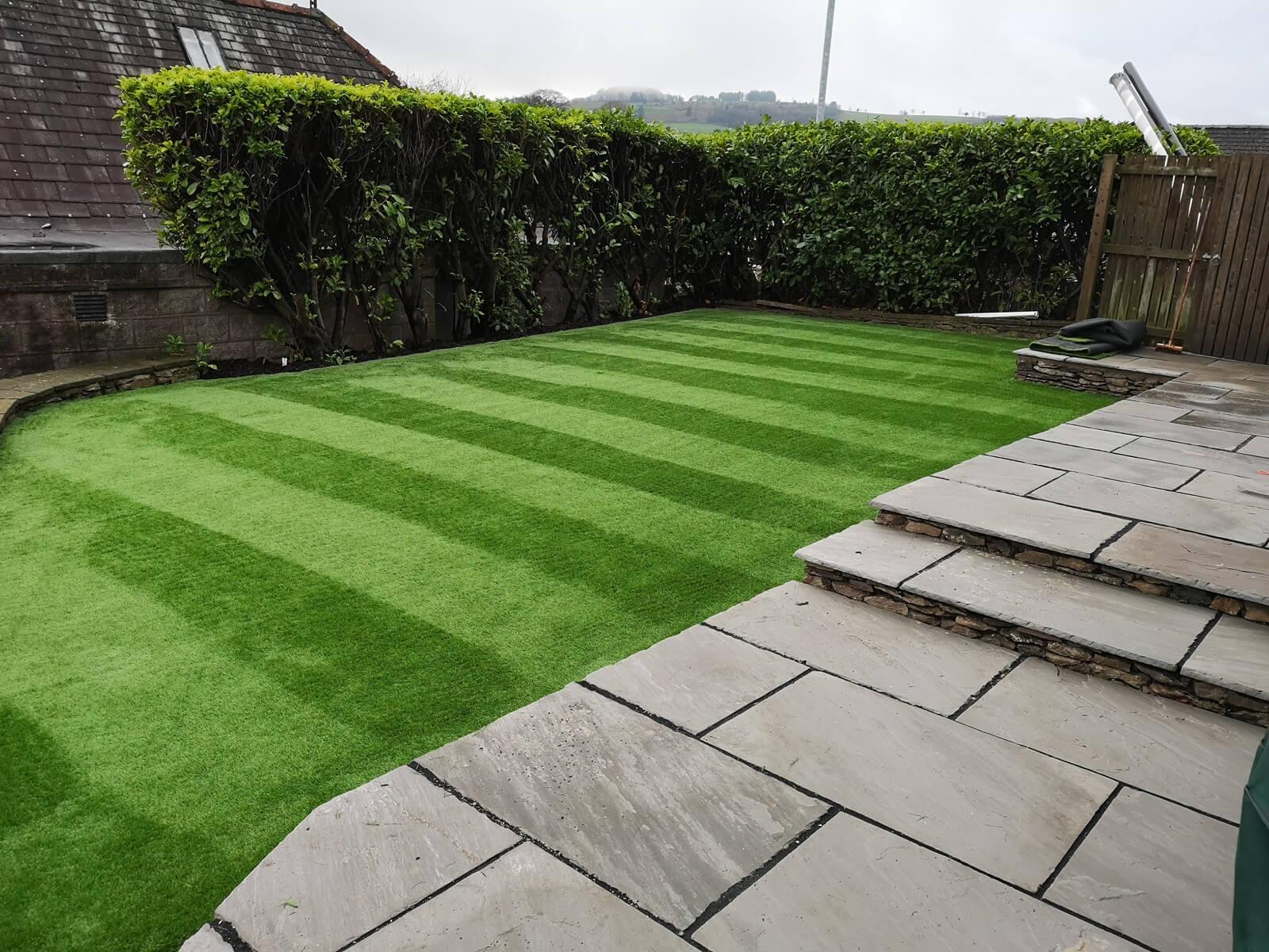 Artificial Lawn Installation Kendal