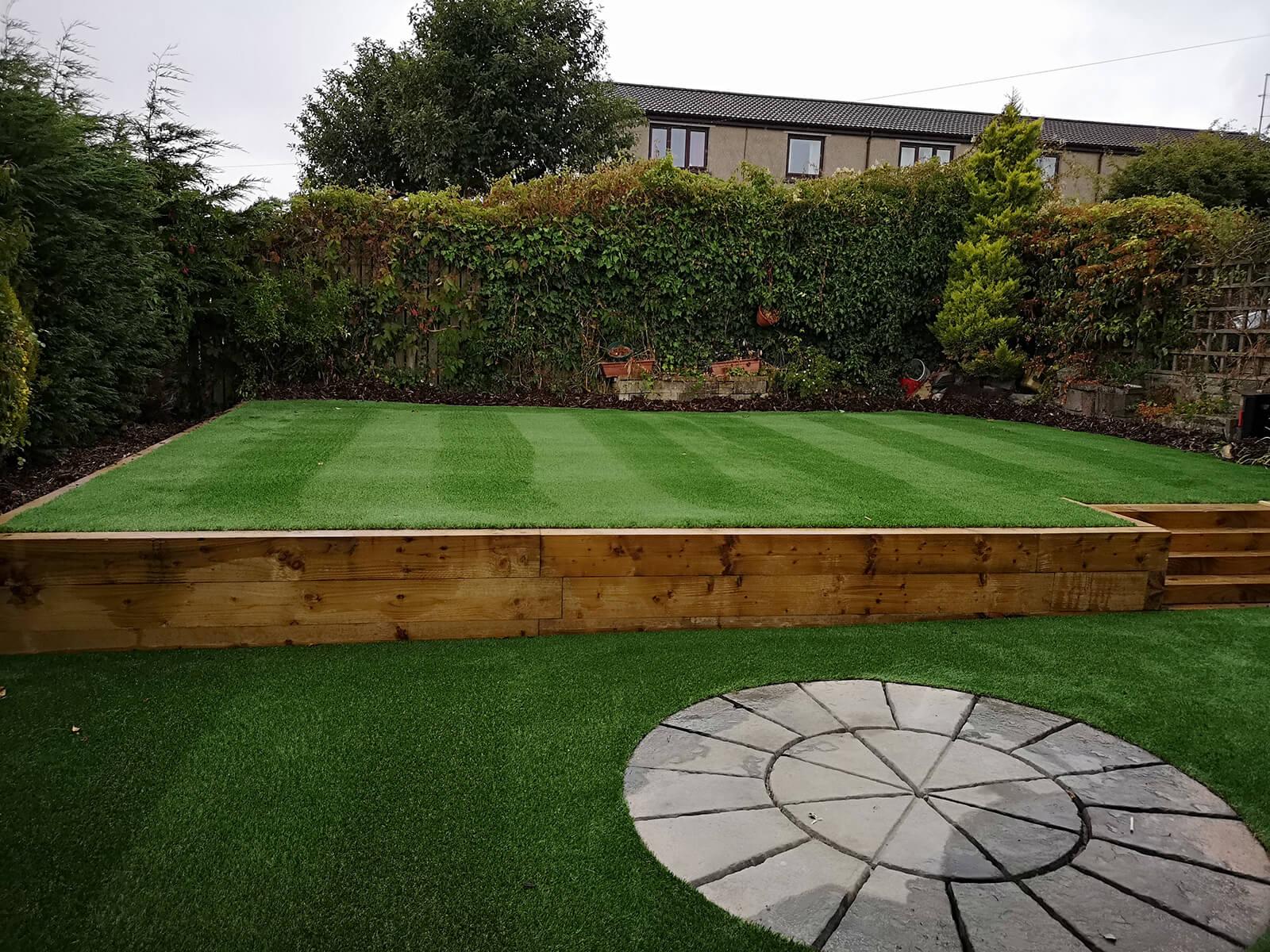 Landscaping & Artificial Grass Installation Heysham, Lancashire